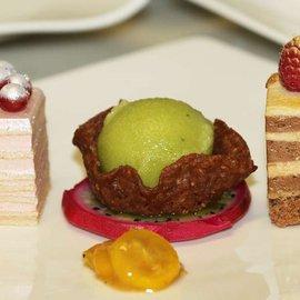 dessert bergland gourmetmenue