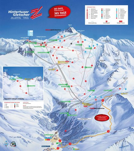hintertuxer gletscher pistenplan