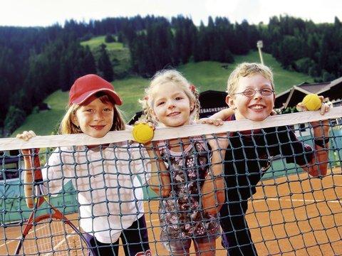 tvb tux finkenberg Tennis kinder kurse
