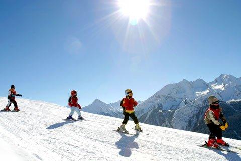 tvb tux finkenberg skischule kinder skikurs