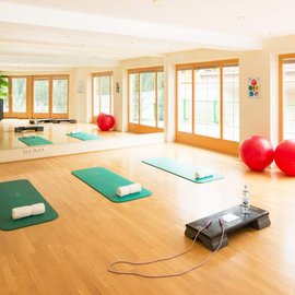 gymnastikraum sportprogramme bergland