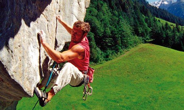 Klettergärten im Zillertal