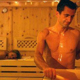 zirbenstuben sauna finnische sauna