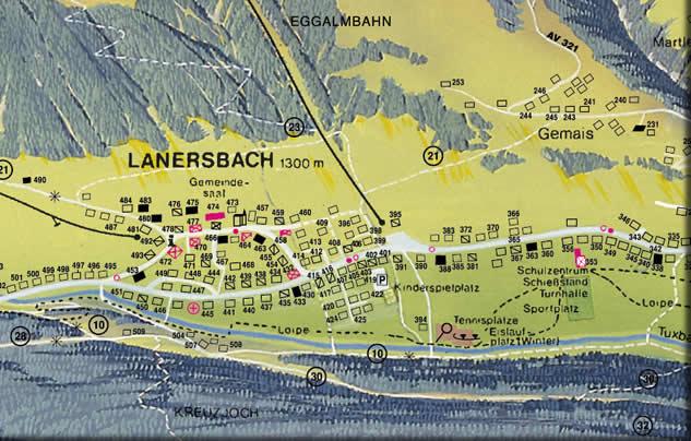 lageplan lanersbach