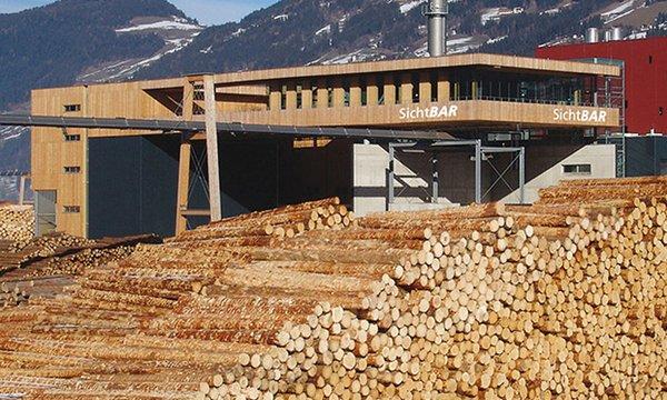 FeuerWerk -  Holz Erlebnis Welt, bei Binderholz, Fügen