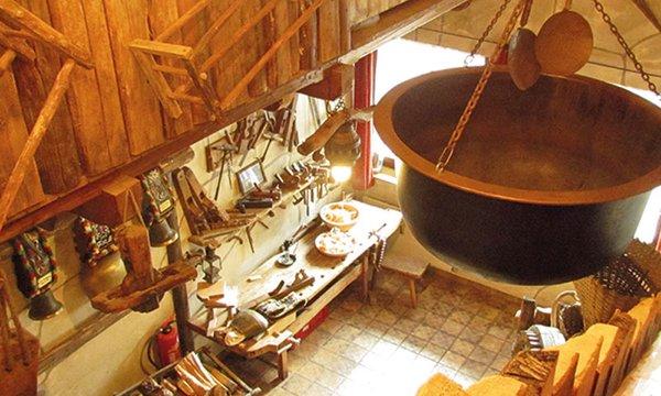 Bäuerliches Museum - Höllensteinhütte