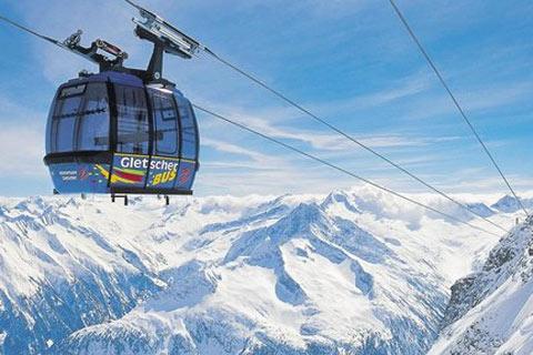 Die Skigebiete
